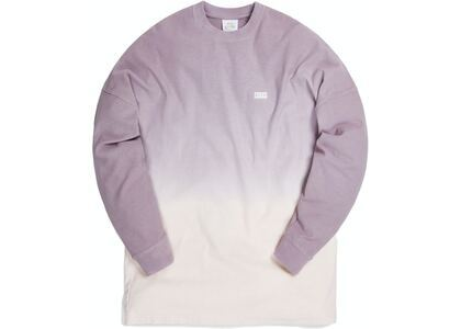 Kith for Lucky Charms Dip Dye L/S Tee Purple/Pinkの写真