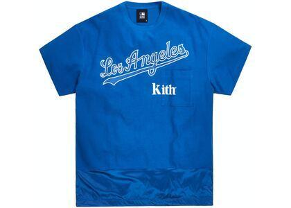 Kith For Major League Baseball Los Angeles Dodgers Combo Quinn Royal Blueの写真
