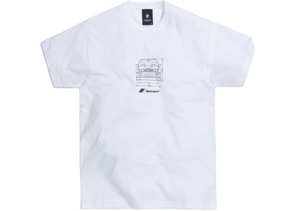 Kith x BMW Front Dimensions Tee Whiteの写真