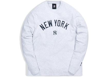 Kith For Major League Baseball New York Yankees L/S Tee Heather Greyの写真