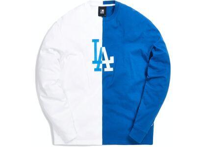 Kith For Major League Baseball Los Angeles Dodgers Split L/S Tee Multiの写真