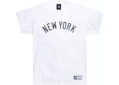 Kith For Major League Baseball New York Yankees Tee Whiteの写真