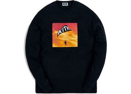 Kith The Great Escape L/S Tee Blackの写真