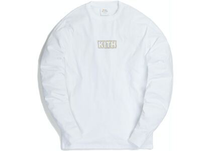 Kith for Lucky Charms L/S Tee Whiteの写真
