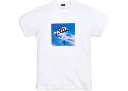 Kith The Great Escape Tee Whiteの写真