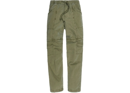 Kith Convertible Cargo Pant Oliveの写真