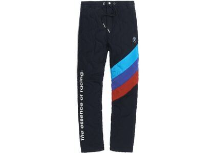 Kith x BMW Quilted Racing Pants Blackの写真