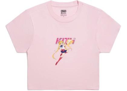 Kith Women x Sailor Moon Mulberry Tee Pink の写真