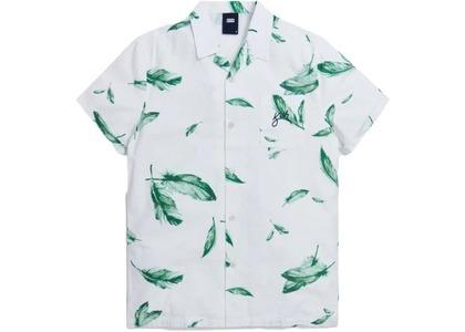 Kith Camp Collar Seersucker Shirt White/Multi の写真
