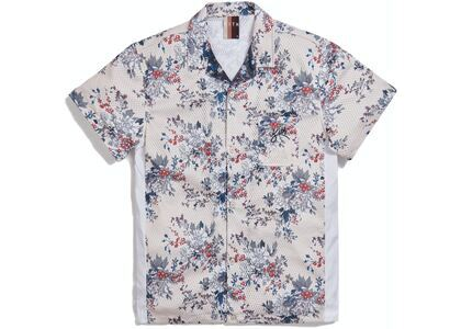 Kith Floral Panel Camp Shirt Ivory/Multi の写真
