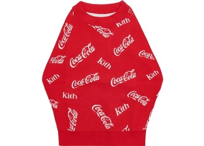 Kith Women x Coca-Cola Hilary Halter Top Red の写真