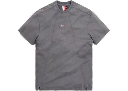 Kith Garment Dyed Paneled Tee Sepia の写真