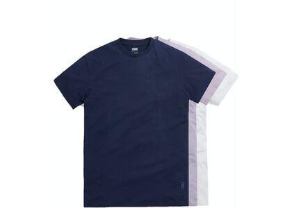 Kith Undershirt 3-Pack Oyster Grey/Mineral Grey/Obsidian Navy の写真