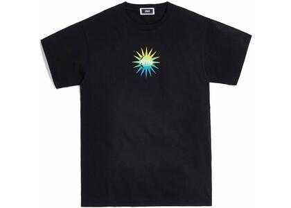 Kith Uprising Sun Tee Black の写真