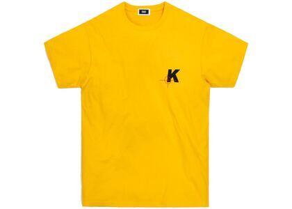 Kith On Target Tee Yellow の写真