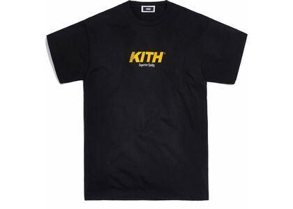 Kith Authorized Service Tee Black の写真