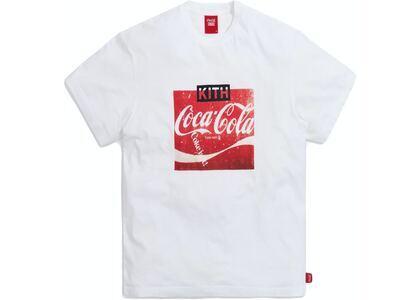 Kith x Coca-Cola Vintage Tee White の写真