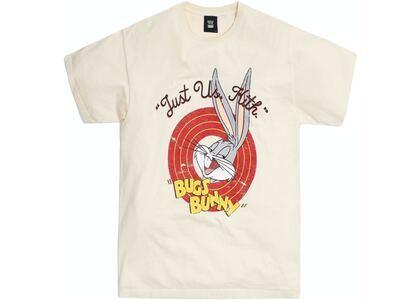 Kith x Looney Tunes Bugs Vintage Tee Turtledove の写真