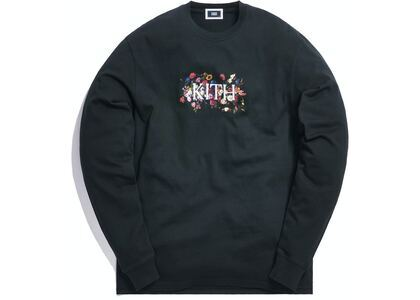 Kith Gardens Of The Mind II L/S Tee Forest Green の写真