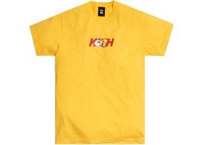Kith x Looney Tunes Speedy Tee Yellow の写真