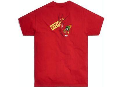 Kith x Looney Tunes Marvin Pocket Tee Red の写真
