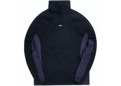 Kith L/S Pullover Heavy Jersey Black の写真
