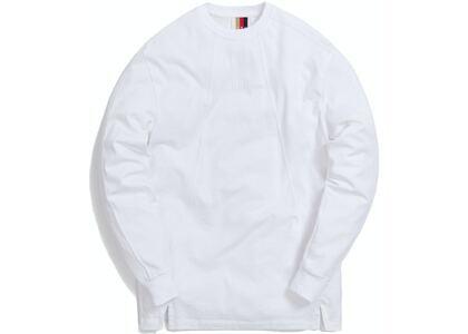 Kith Paneled Pullover White の写真