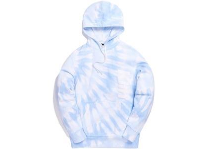 Kith Tie Dye Williams I Hoodie Blue の写真
