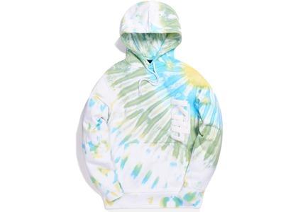 Kith Tie Dye Williams I Hoodie Green の写真