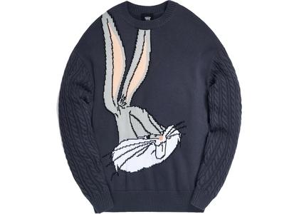 Kith x Looney Tunes Bugs Bunny Crewneck Sweater Shark の写真