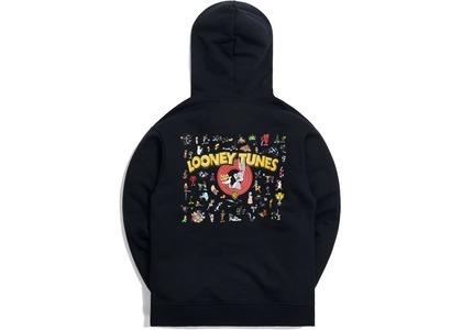 Kith x Looney Tunes That's All Folks Hoodie Black の写真