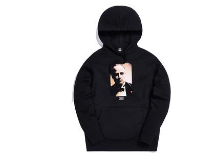 Kith x The Godfather Il Padrino Hoodie Black の写真