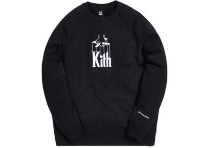 Kith x The Godfather Puppet Crewneck Black の写真