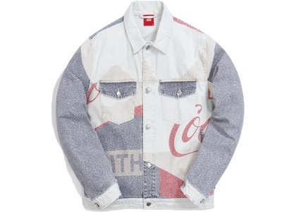 Kith x Coca-Cola Mountains Denim Jacket Multi の写真