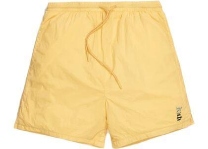 Kith Active Swim Short Burnt Yellow の写真