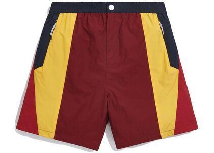 Kith Colorblocked Sporty Short Red/Multi の写真