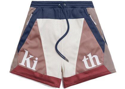 Kith Turbo Mesh Short White/Multi の写真