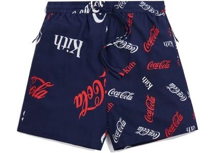 Kith x Coca-Cola Printed Short Navy の写真
