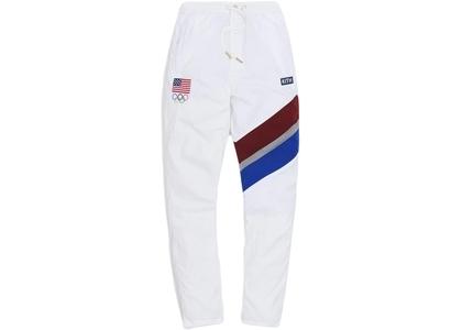Kith USA Track Pant White の写真