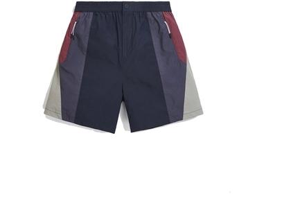 Kith Colorblocked Sporty Short Navy/Multi の写真
