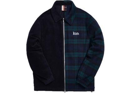 Kith Coaches Jacket Blackwatch/Multiの写真