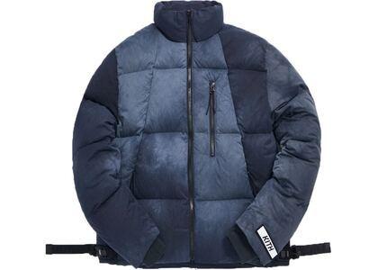 Kith Fleur Puffer Jacket Blackの写真