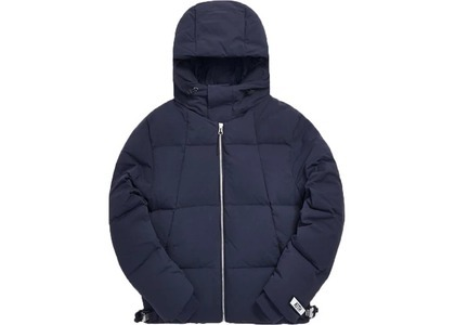 Kith Solid Puffer Jacket Deep Wellの写真