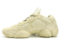 ADIDAS YEEZY 500 SUPER MOON YELLOWの写真