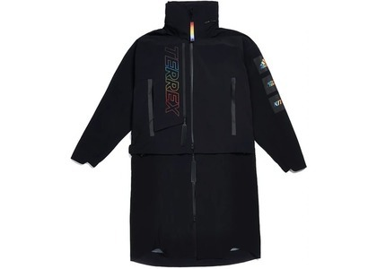 Kith x adidas Terrex Women Shell Jacket Blackの写真
