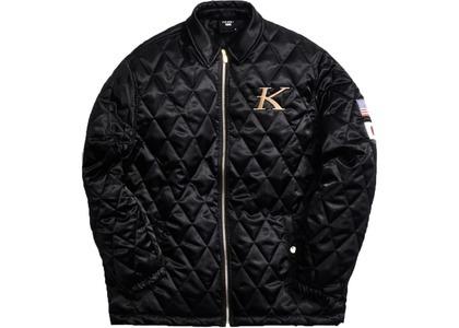 Kith x Nobu Coaches Jacket Blackの写真