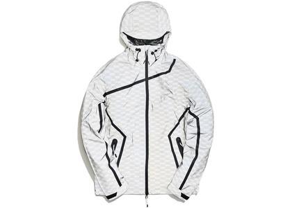 Kith Madison Reflective Jacket Silverの写真