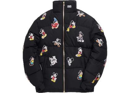 Kith x Disney Killington Down Puffer Jacket Blackの写真