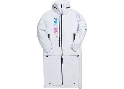 Kith x adidas Terrex Shell Jacket Whiteの写真