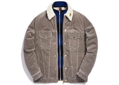 Kith Corduroy Laight Jacket Cinderの写真